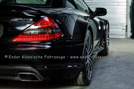 Mercedes-Benz SL65 AMG Black Series obsidianschwarz metallic