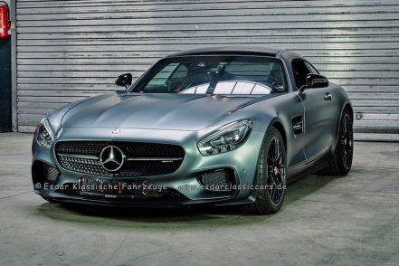 Mercedes-Benz GT S Edition 1 designo