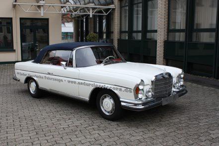 Mercedes-Benz 280 SE/9 3.5