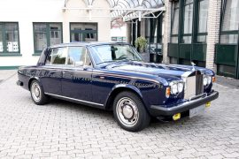 Rolls Royce Silver Shadow 2 Jubilee