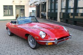 Jaguar E-Type 4.2 S2