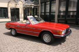 Mercedes-Benz 280 SL W 107