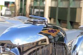 Lagonda V 12 Drophead Coupe