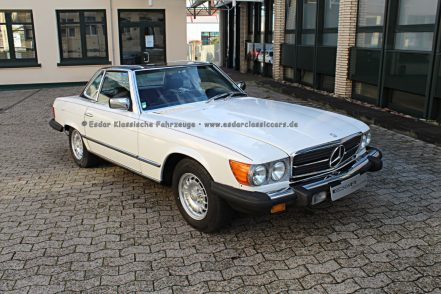 Mercedes-Benz 380 SL W 107
