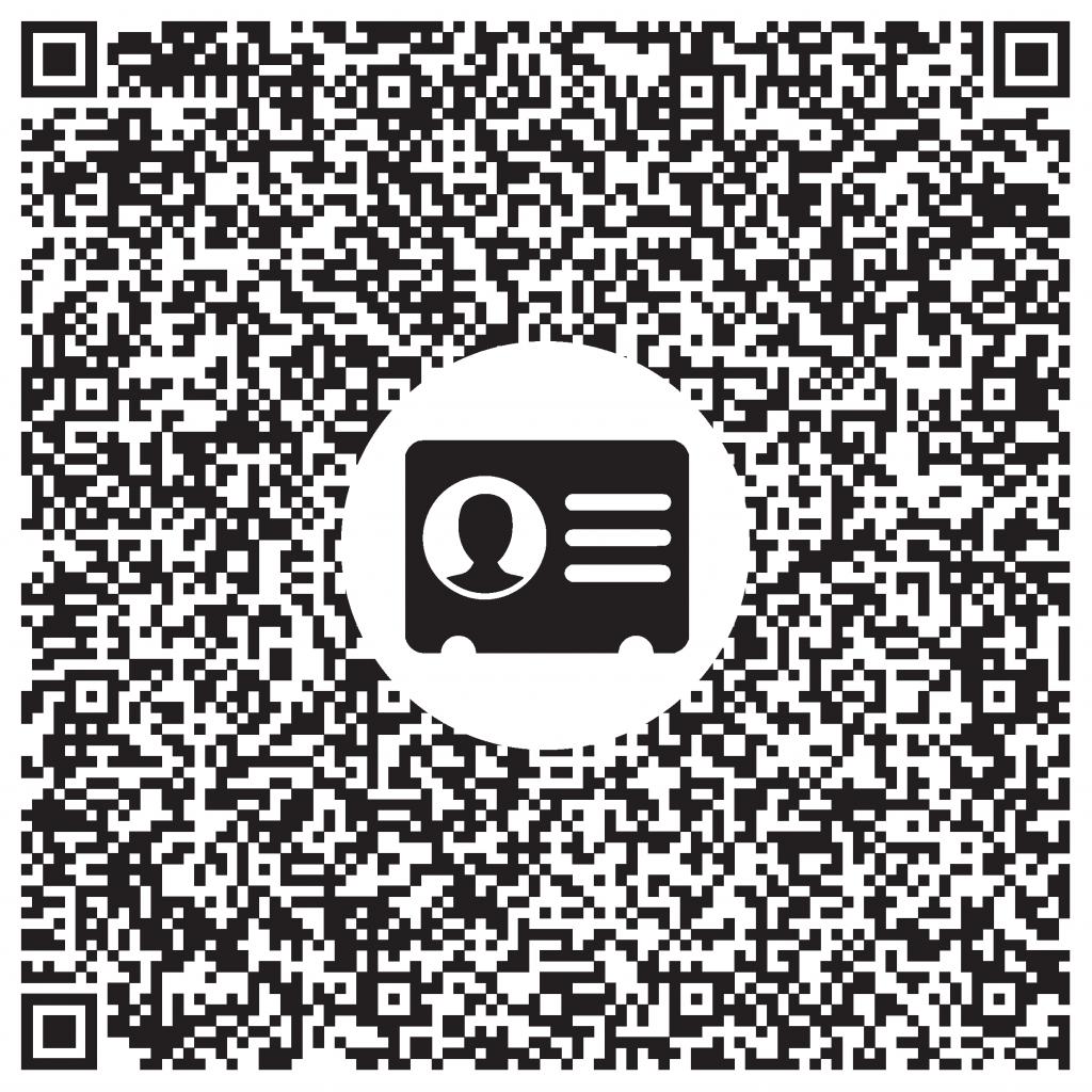 QR-Code neue Adresse